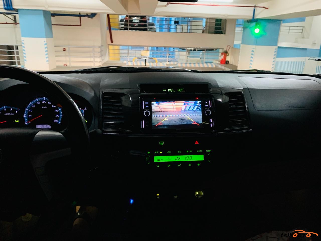 Toyota Fortuner 2014 - 7