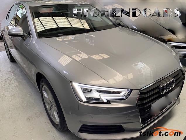 Audi A4 2018 - 6