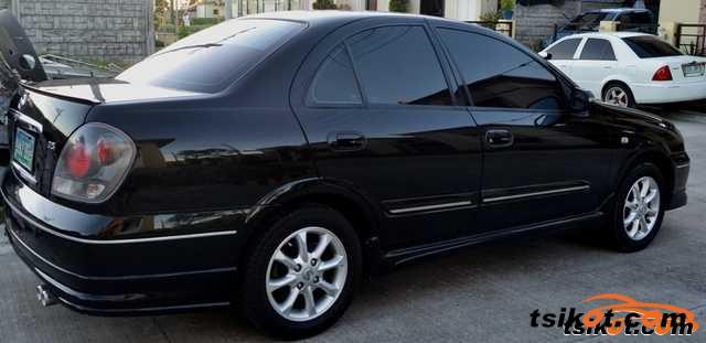 Nissan Sentra 2007 - 2