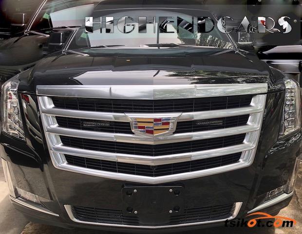 Cadillac Escalade 2015 - 1
