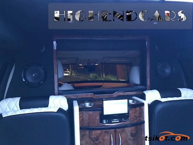 Cadillac Escalade 2015 - 3