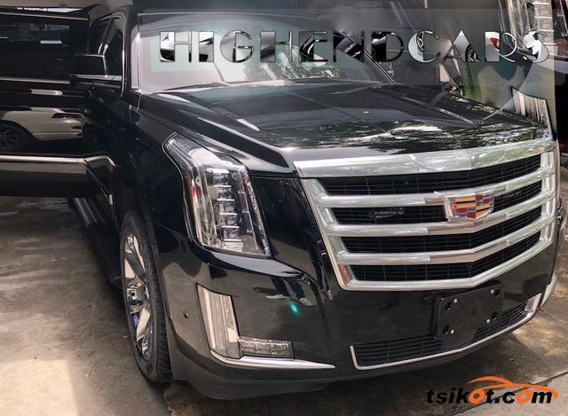 Cadillac Escalade 2015 - 5