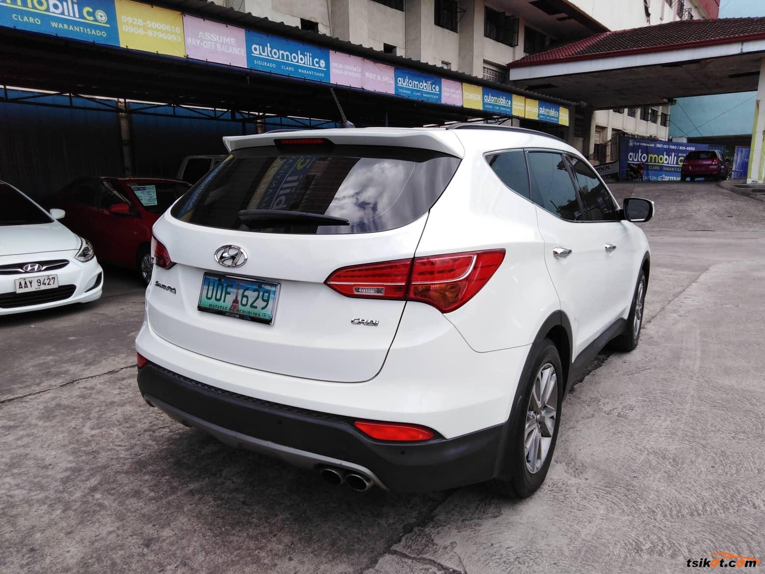 Hyundai Santa Fe 2013 - 6