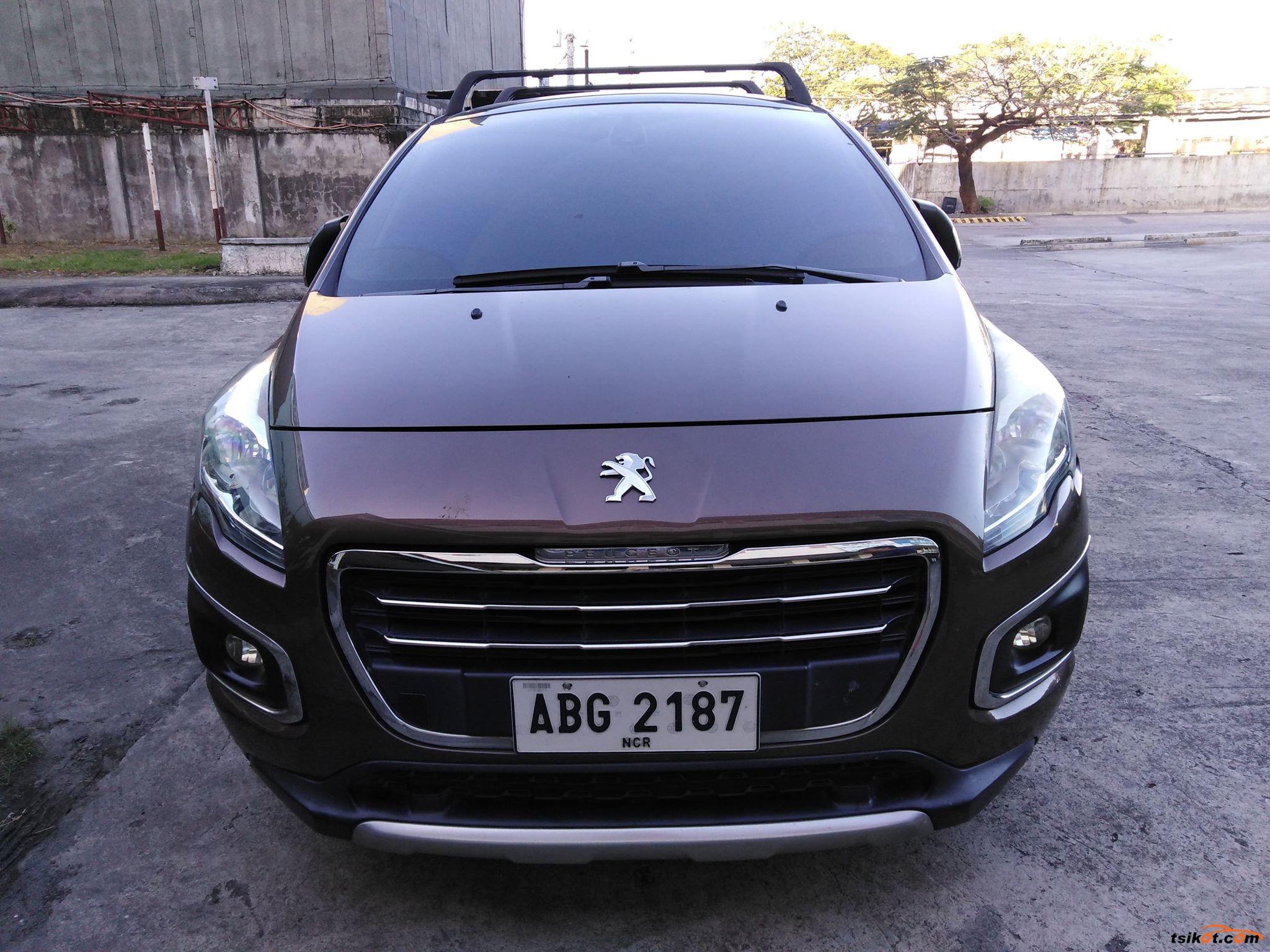 Peugeot 3008 2015 - 1