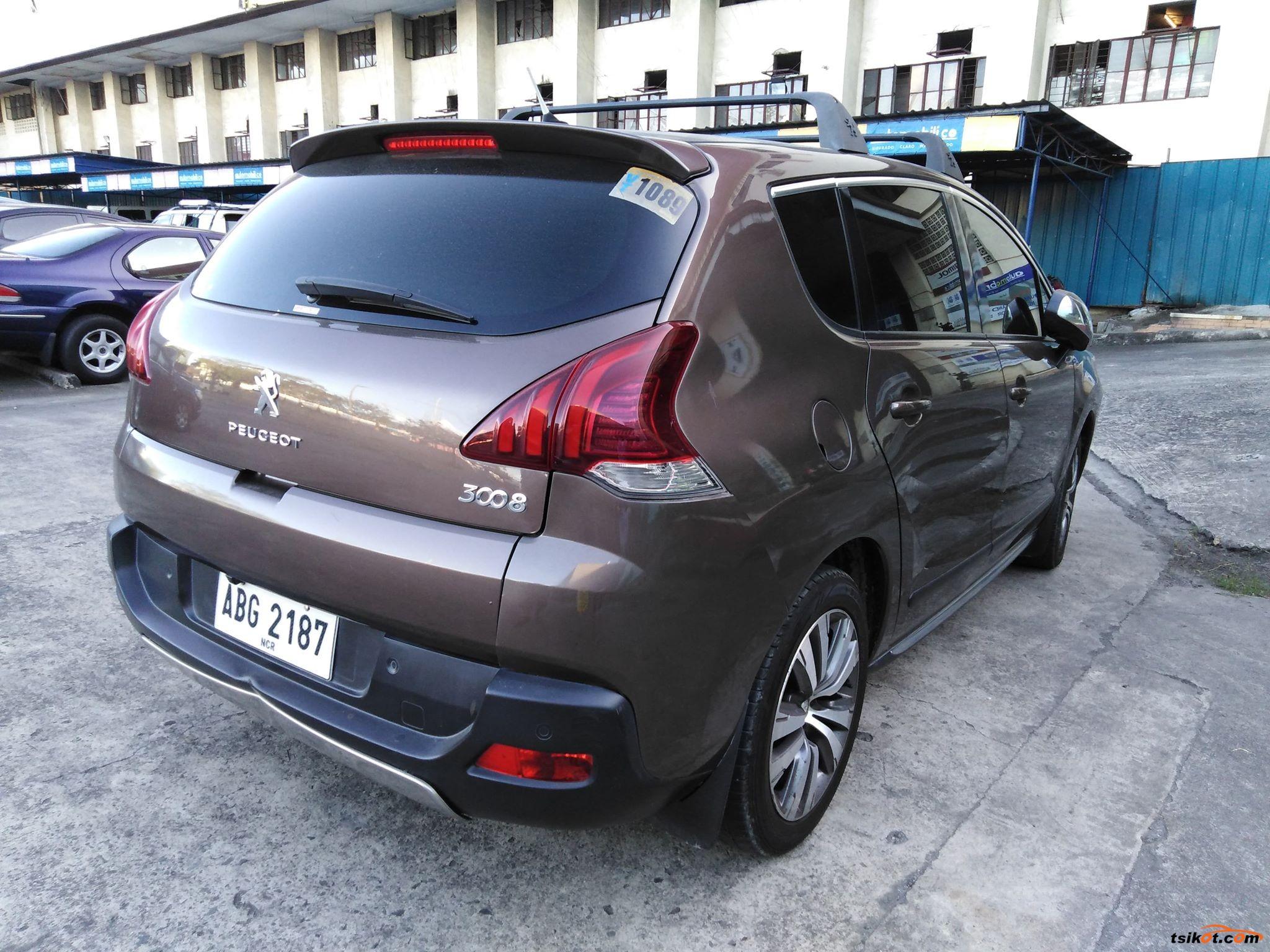 Peugeot 3008 2015 - 5