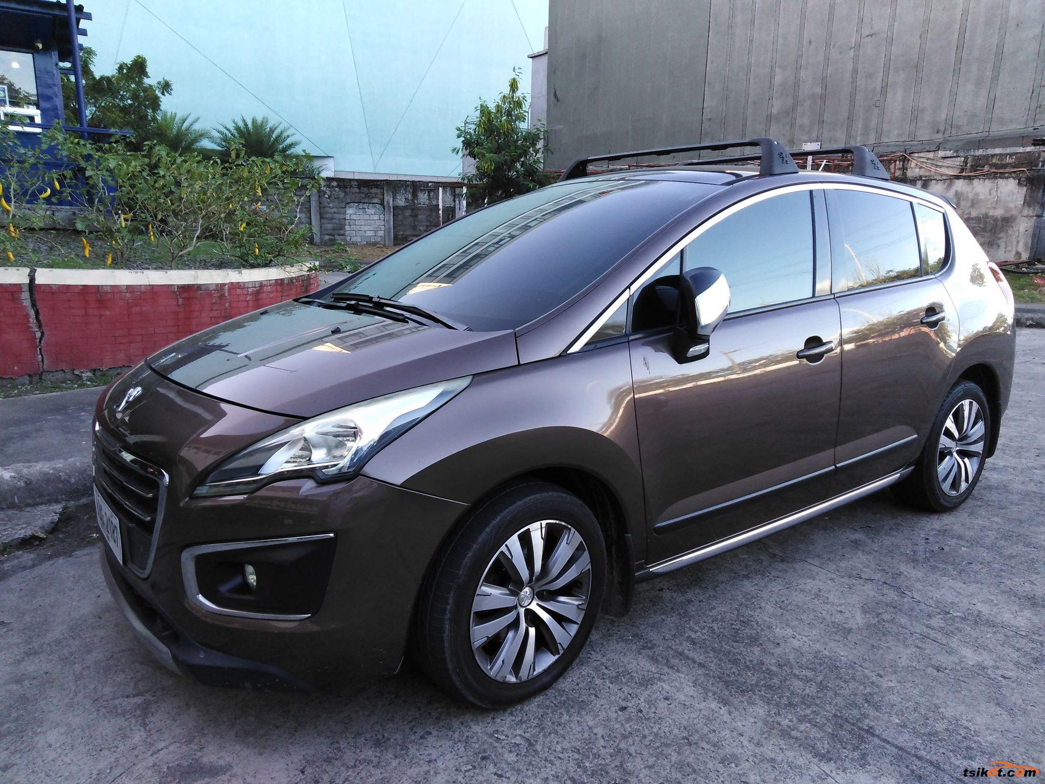 Peugeot 3008 2015 - 6