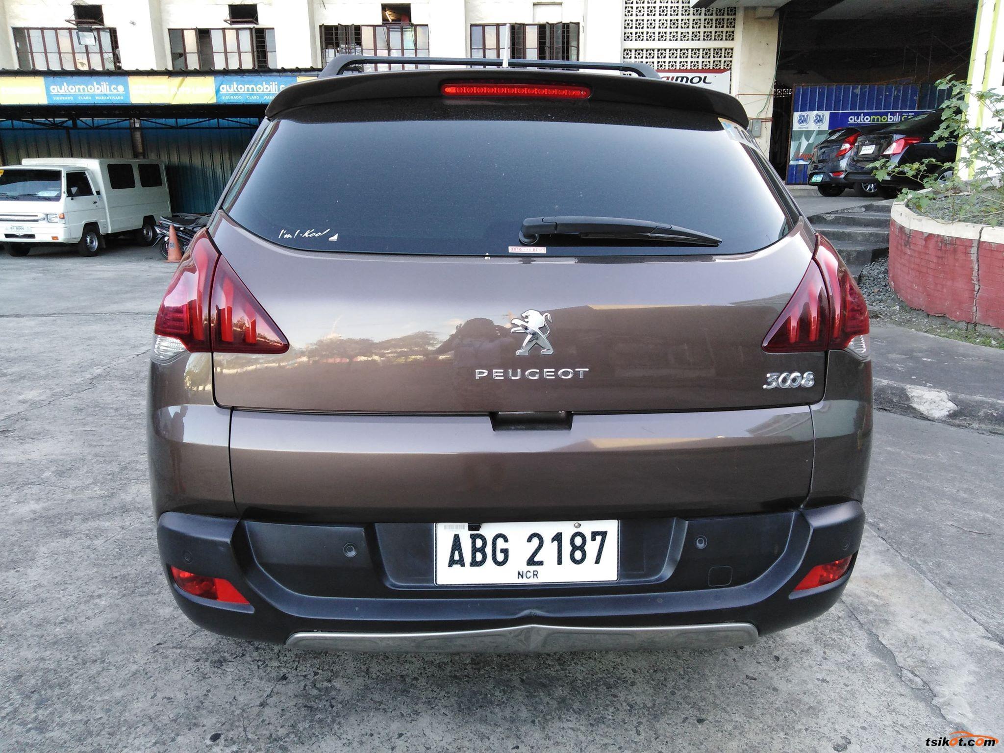 Peugeot 3008 2015 - 8