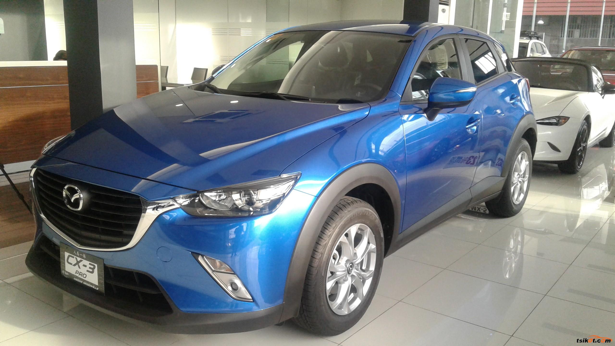 Mazda Cx-3 2018 - 1