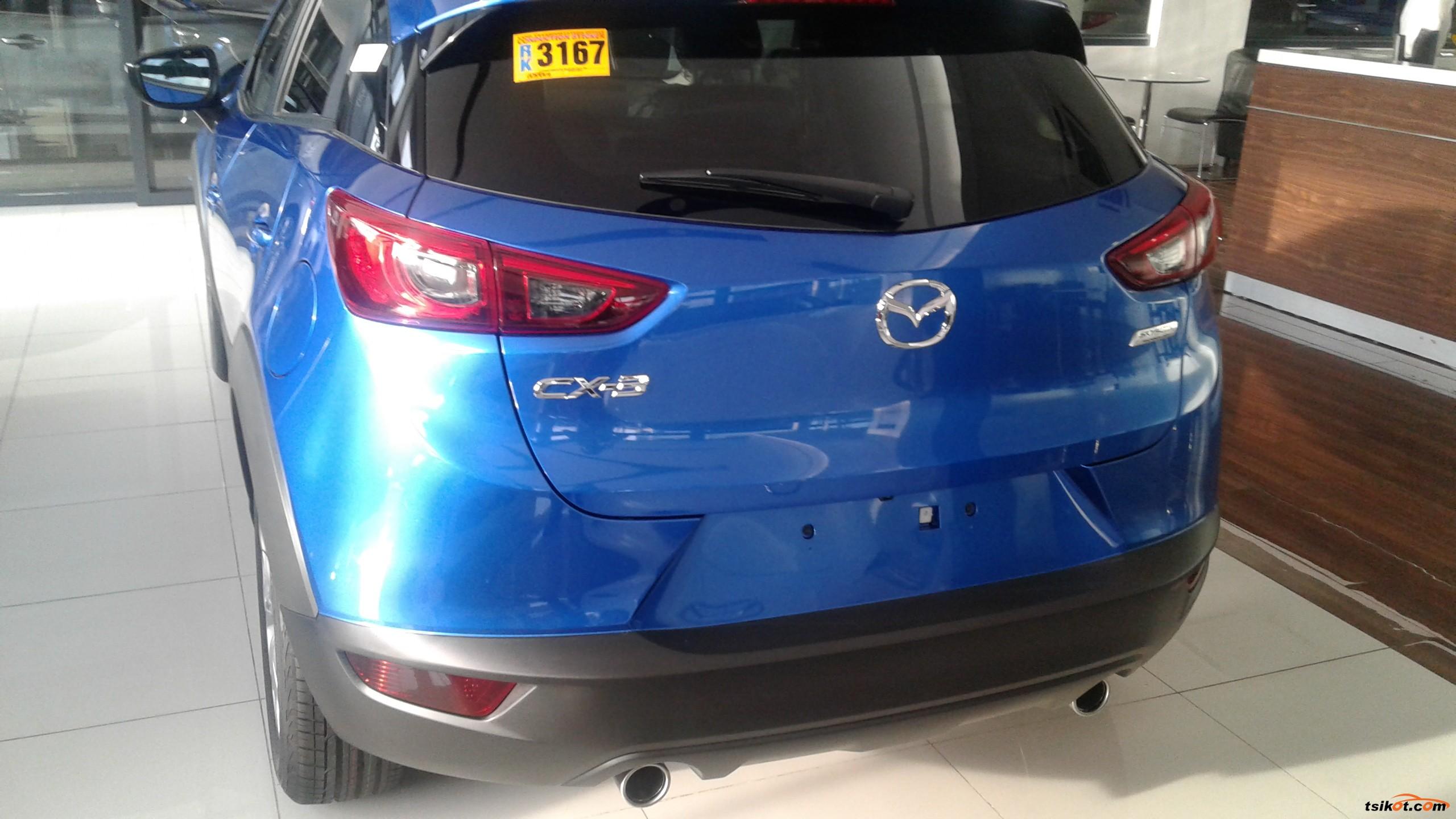 Mazda Cx-3 2018 - 4