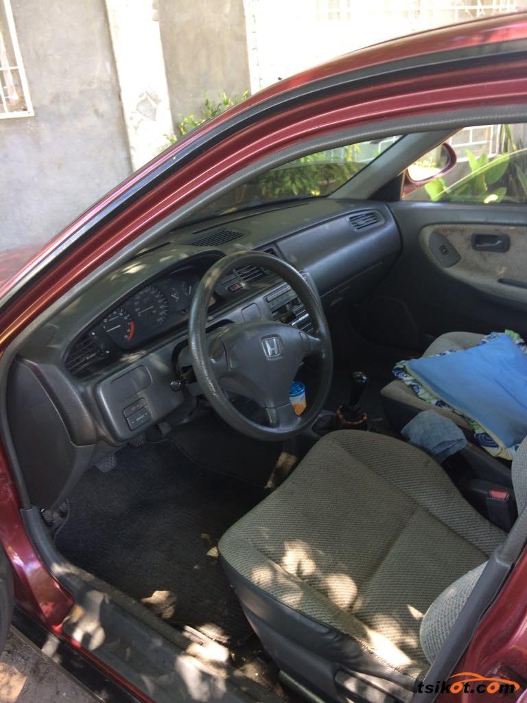 Honda Civic 1993 - 5