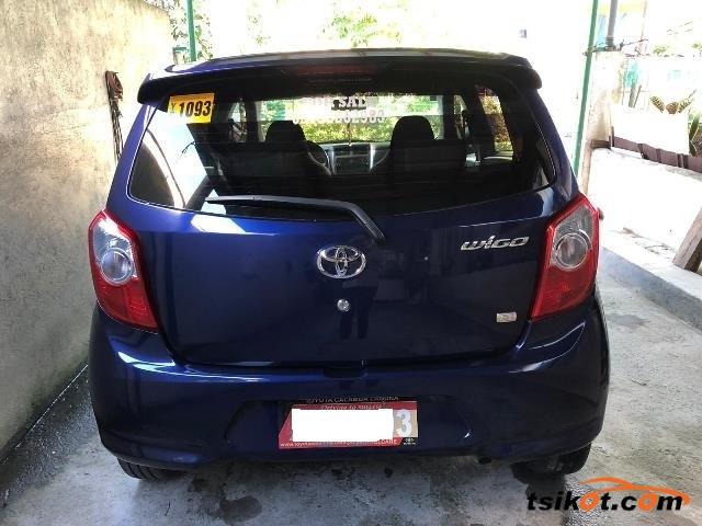 Toyota Wigo 2015 - 3