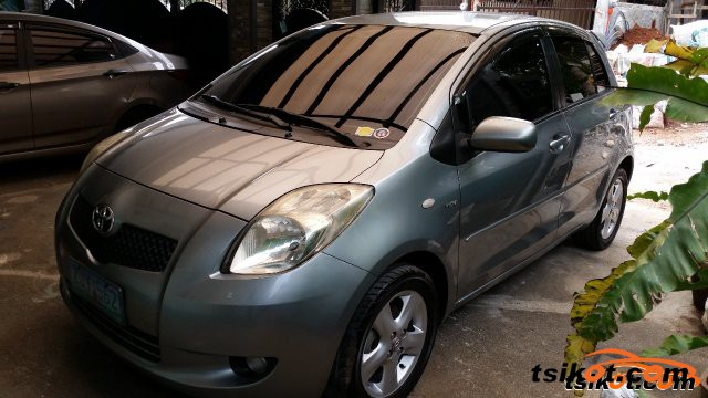 Toyota Yaris 2007 - 5