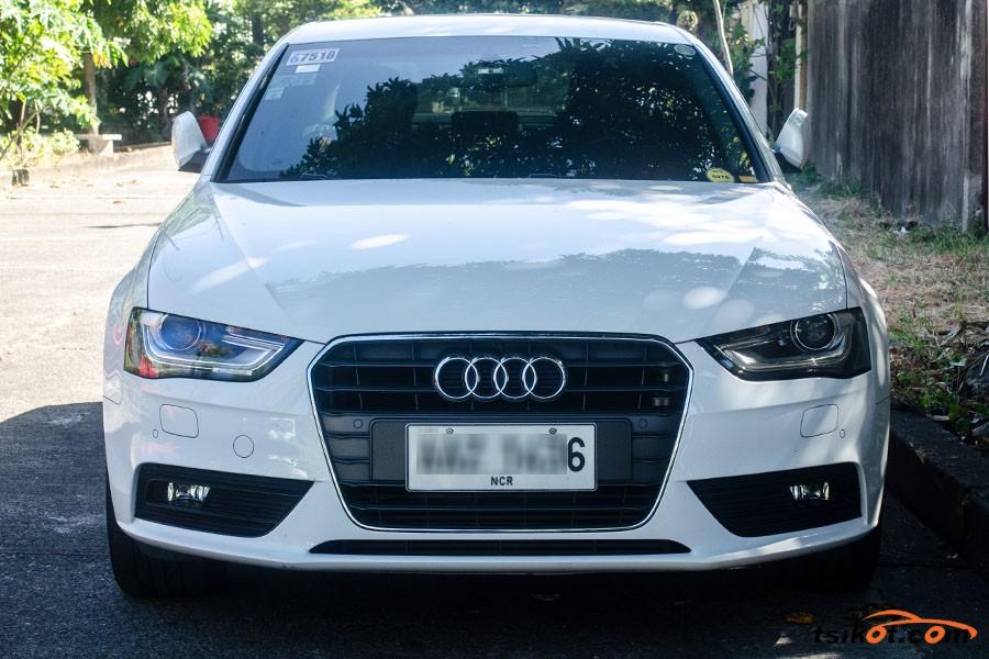 Audi A4 2014 - 1