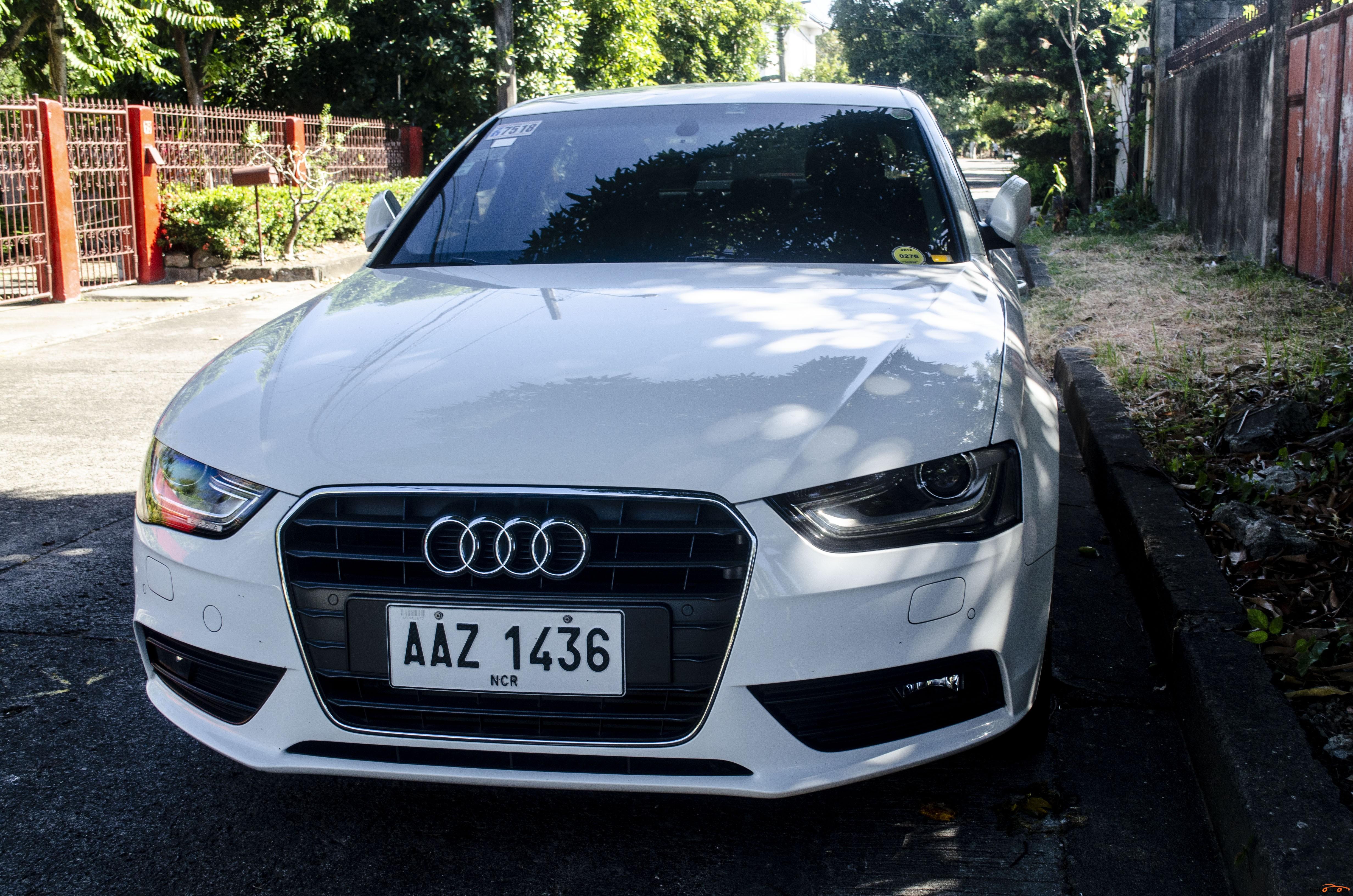 Audi A4 2014 - 10