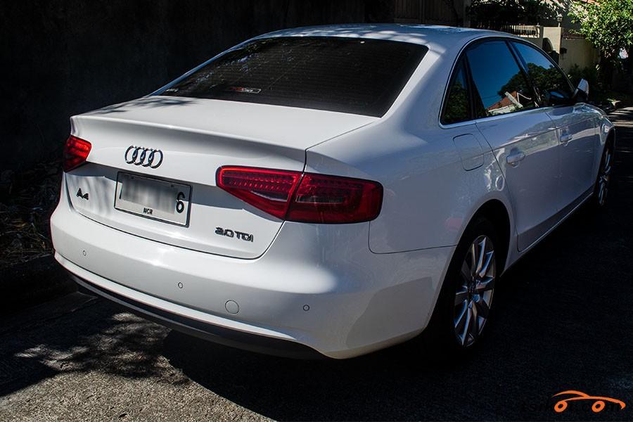 Audi A4 2014 - 2