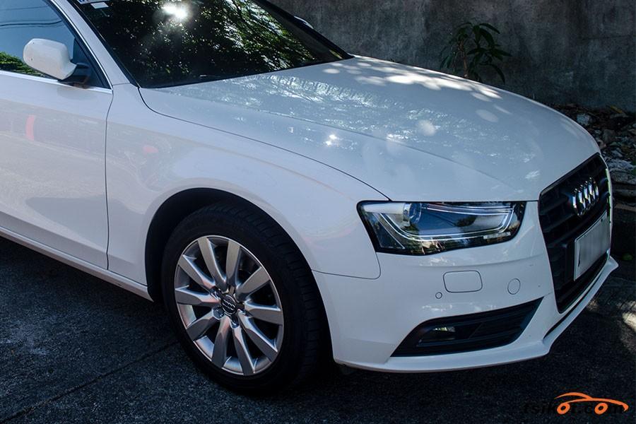 Audi A4 2014 - 3