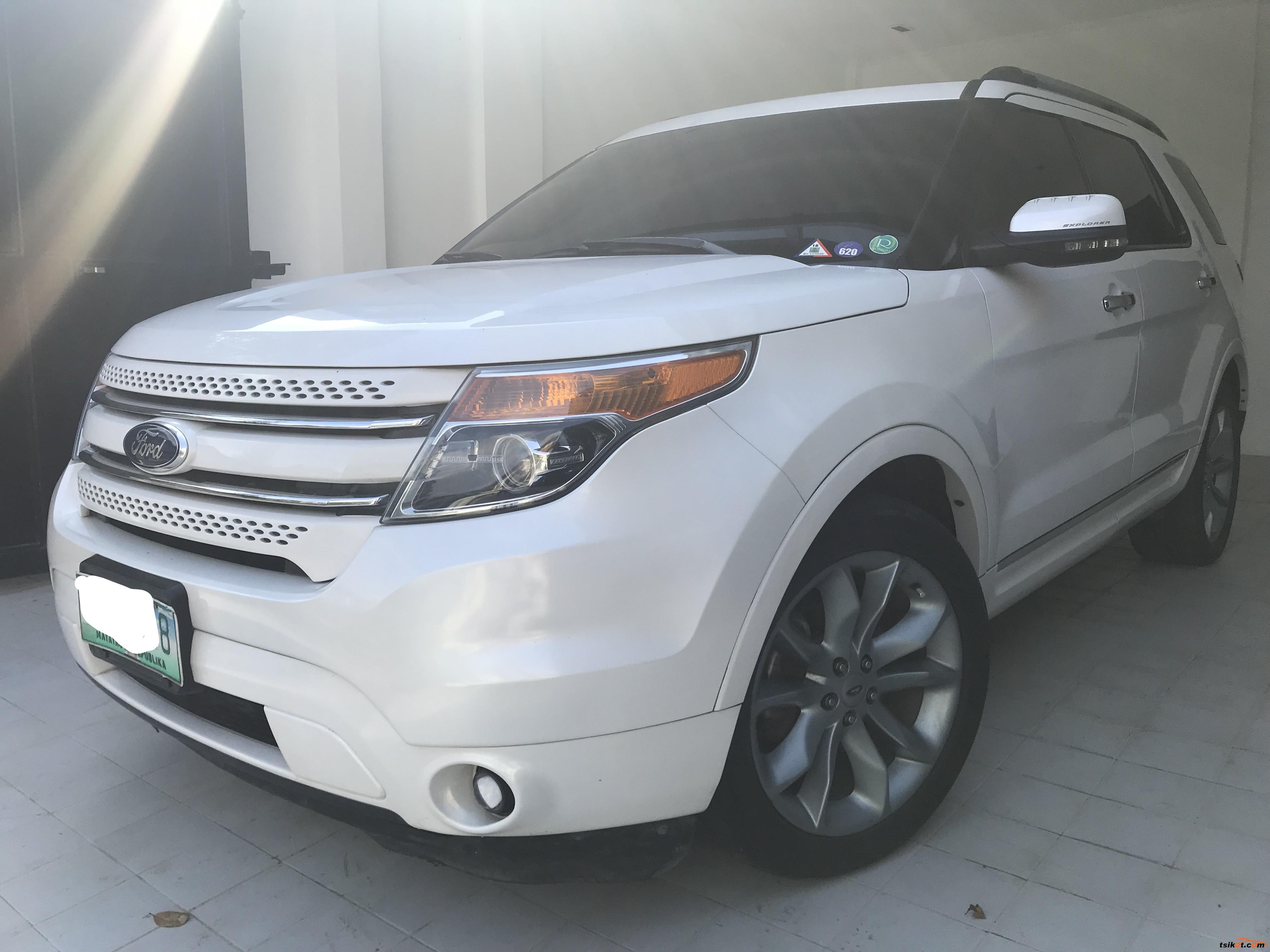 Ford Explorer 2012 - 5