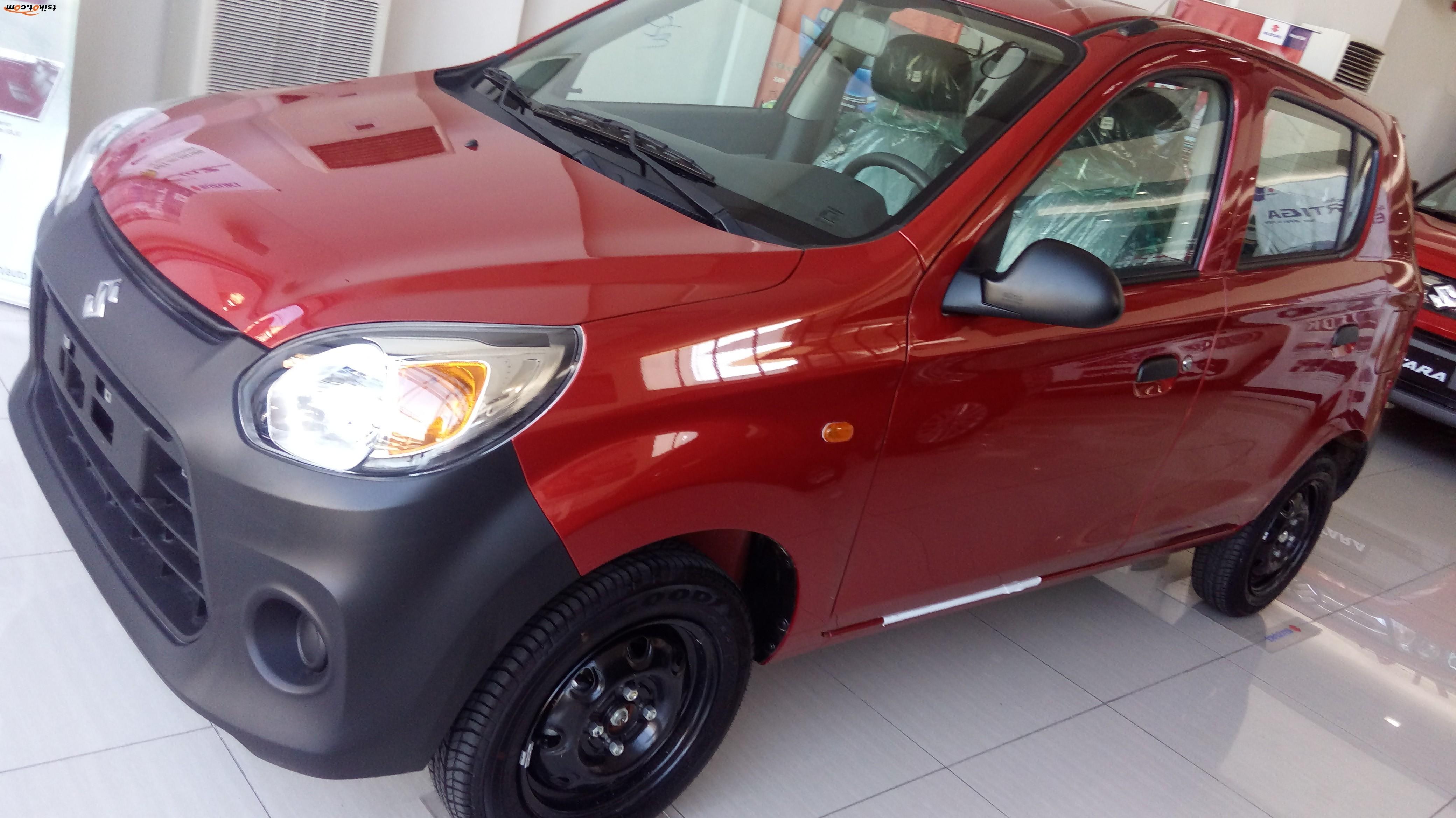 Suzuki Alto 2018 - 1