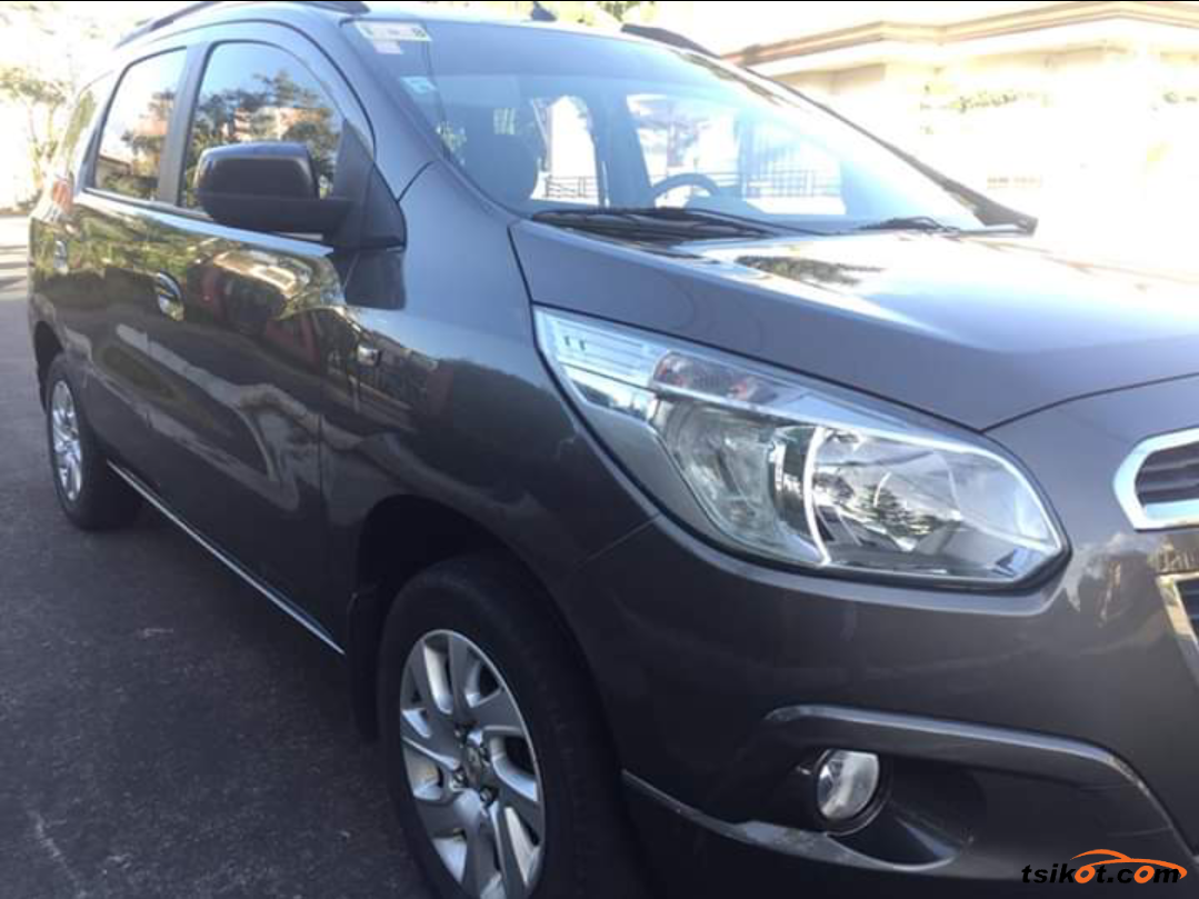 Chevrolet Spin 2014 - 6