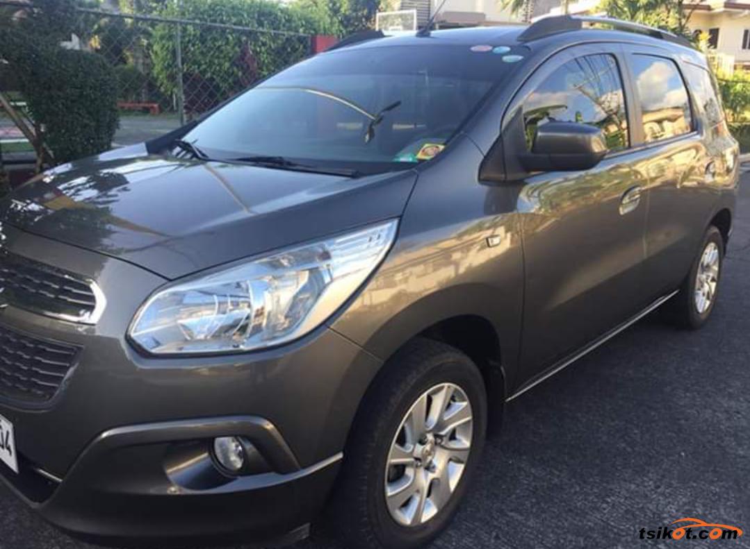 Chevrolet Spin 2014 - 7