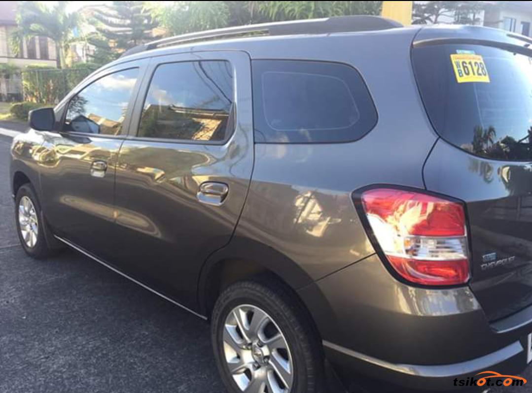 Chevrolet Spin 2014 - 9