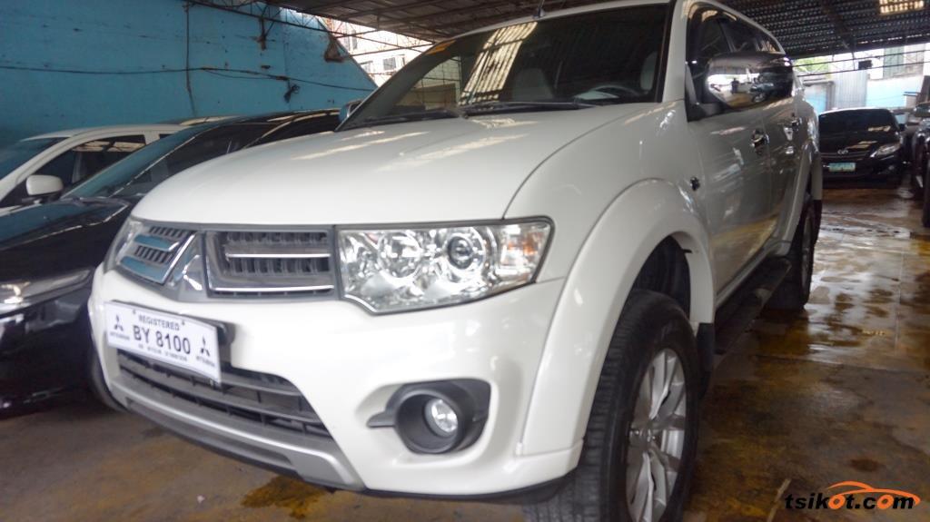 Mitsubishi Montero 2014 - 1