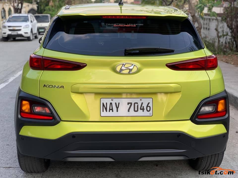 Hyundai Tucson 2018 - 2
