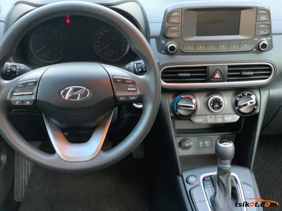 Hyundai Tucson 2018 - 4