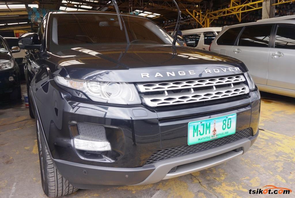 Land Rover Range Rover 2015 - 1