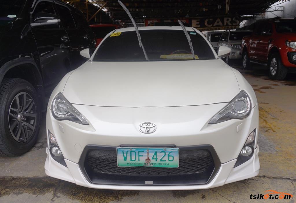 Toyota 86 2014 - 1
