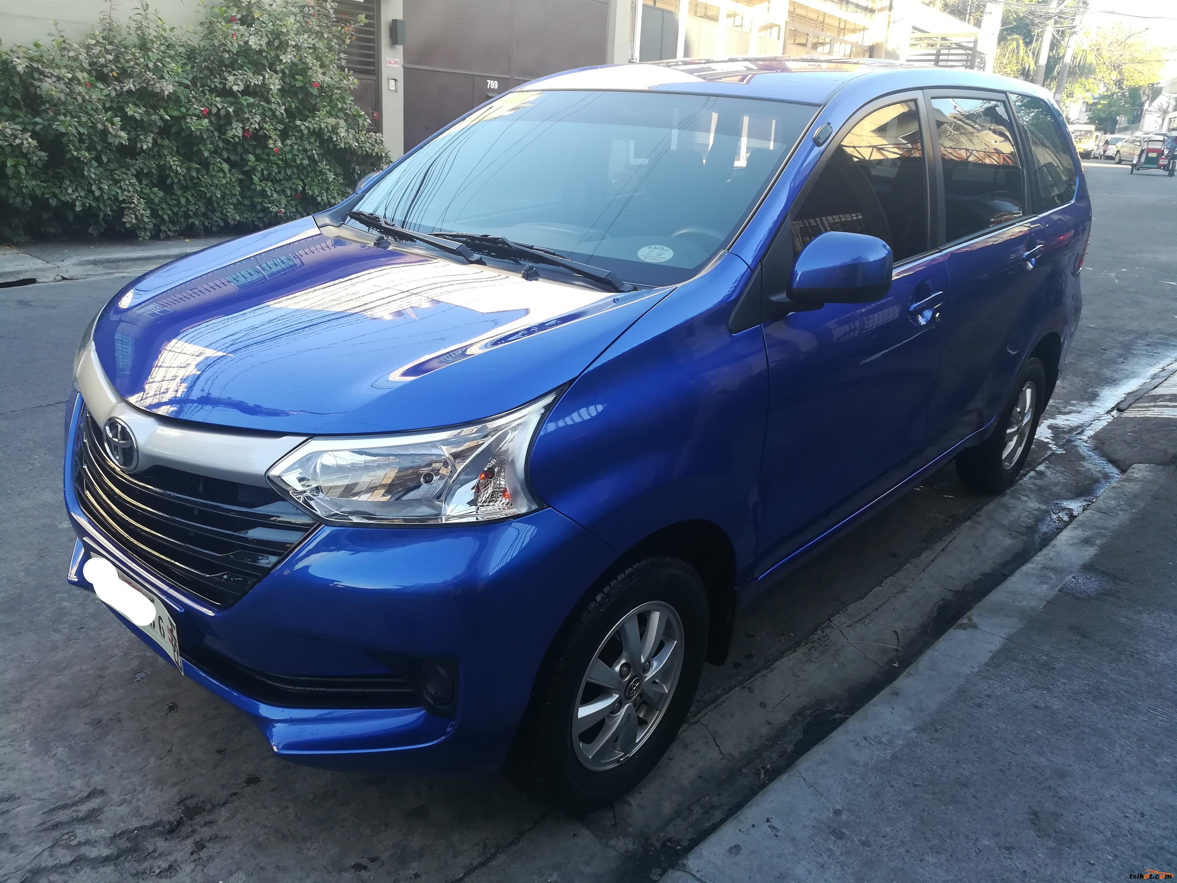 Toyota Avanza 2018 - 3