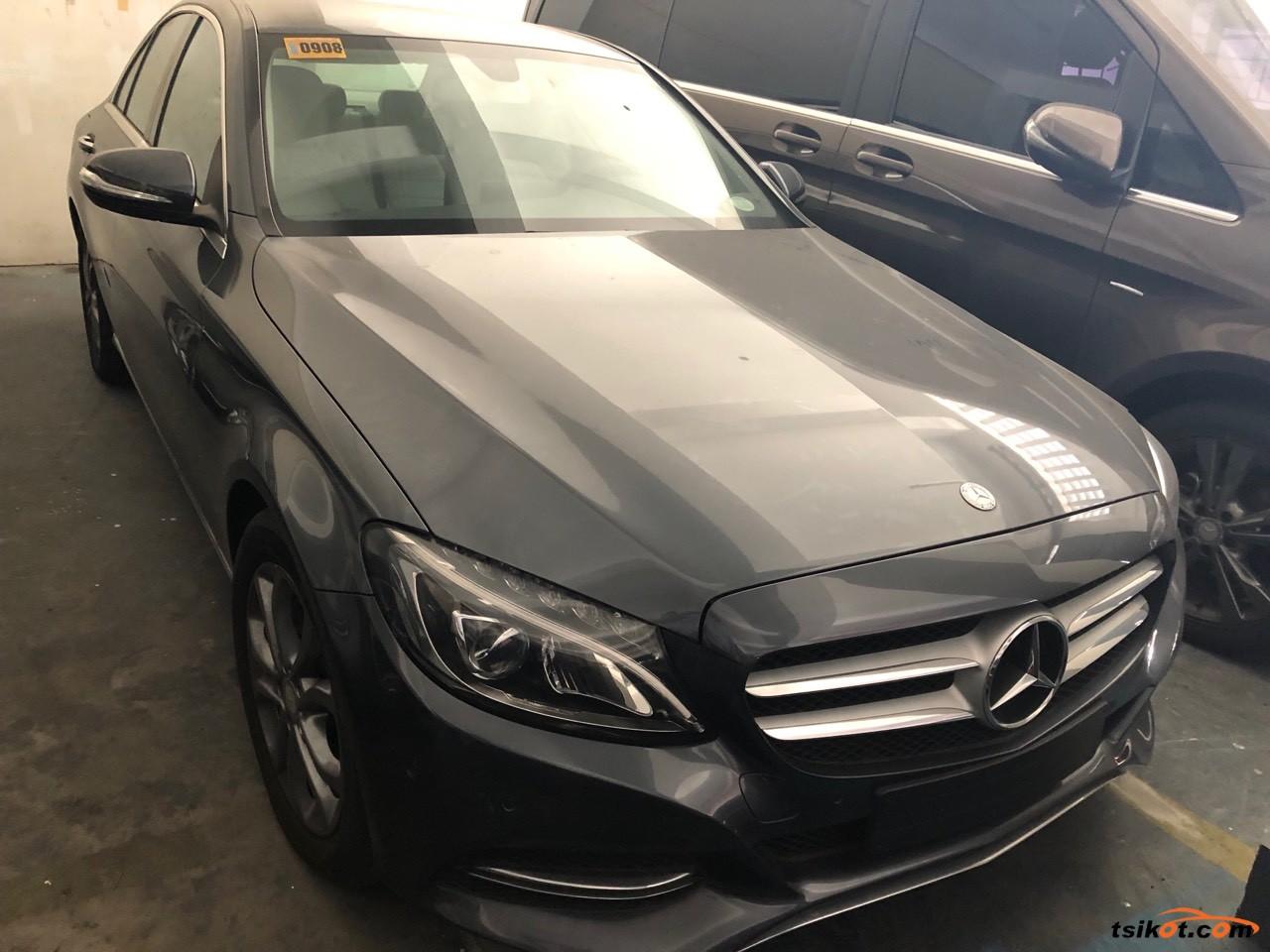 Mercedes-Benz C-Class 2015 - 1
