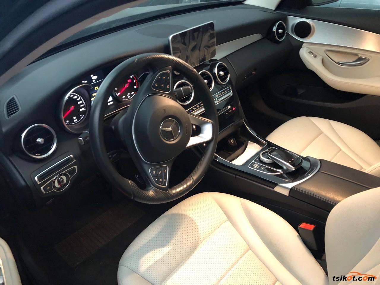 Mercedes-Benz C-Class 2015 - 3