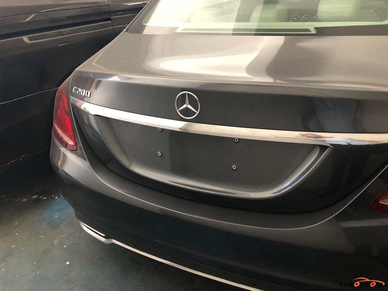 Mercedes-Benz C-Class 2015 - 4