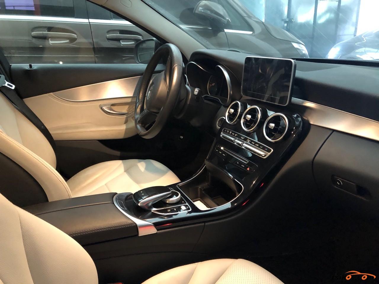 Mercedes-Benz C-Class 2015 - 5