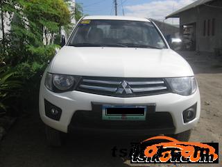 Mitsubishi Strada 2013 - 1