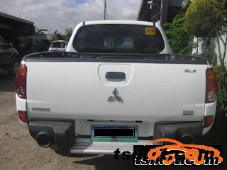 Mitsubishi Strada 2013 - 5