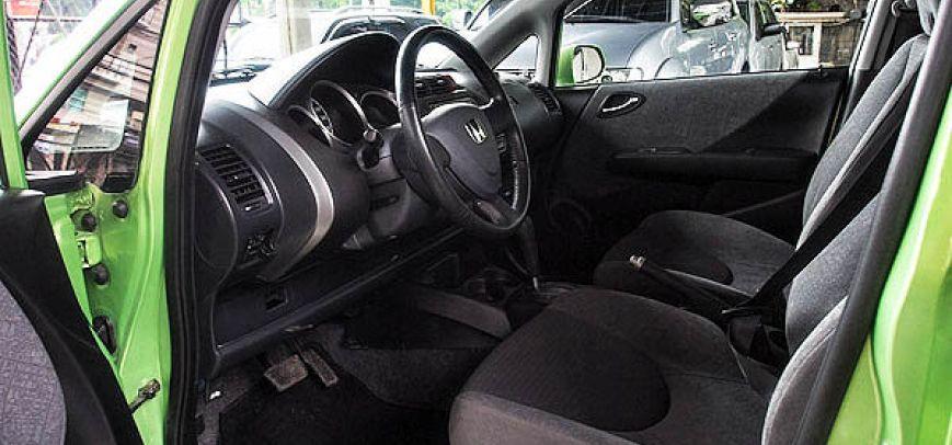 Honda Fit 2003 - 9