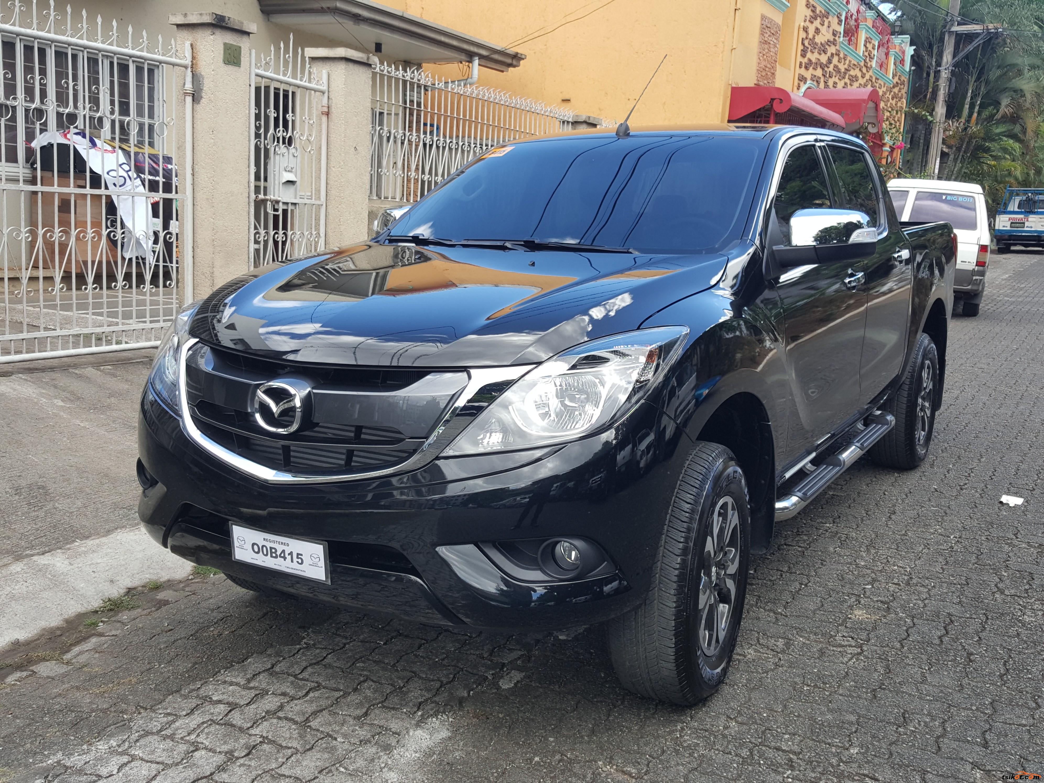 Mazda Bt-50 2018 - 2
