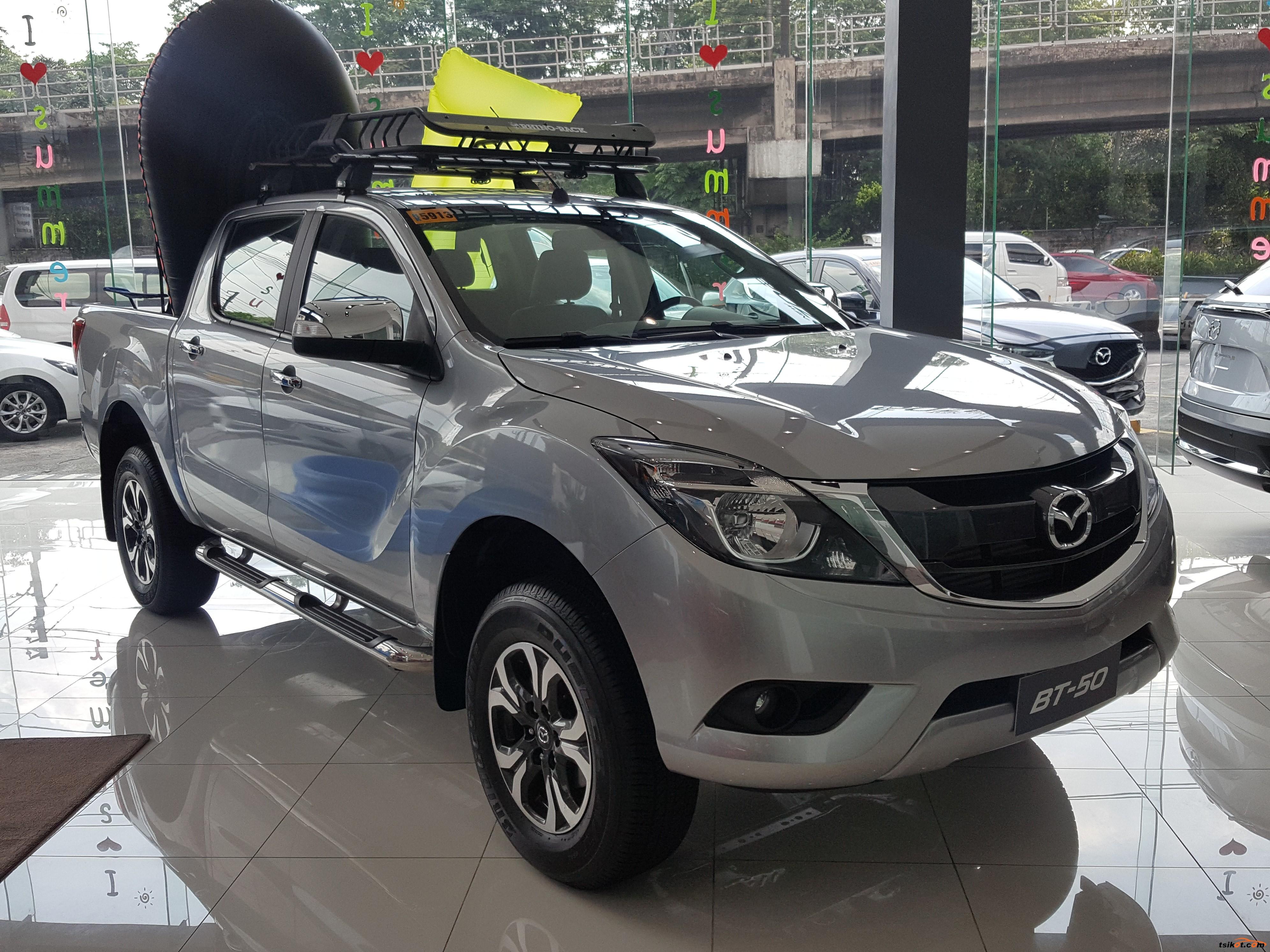 Mazda Bt-50 2018 - 3