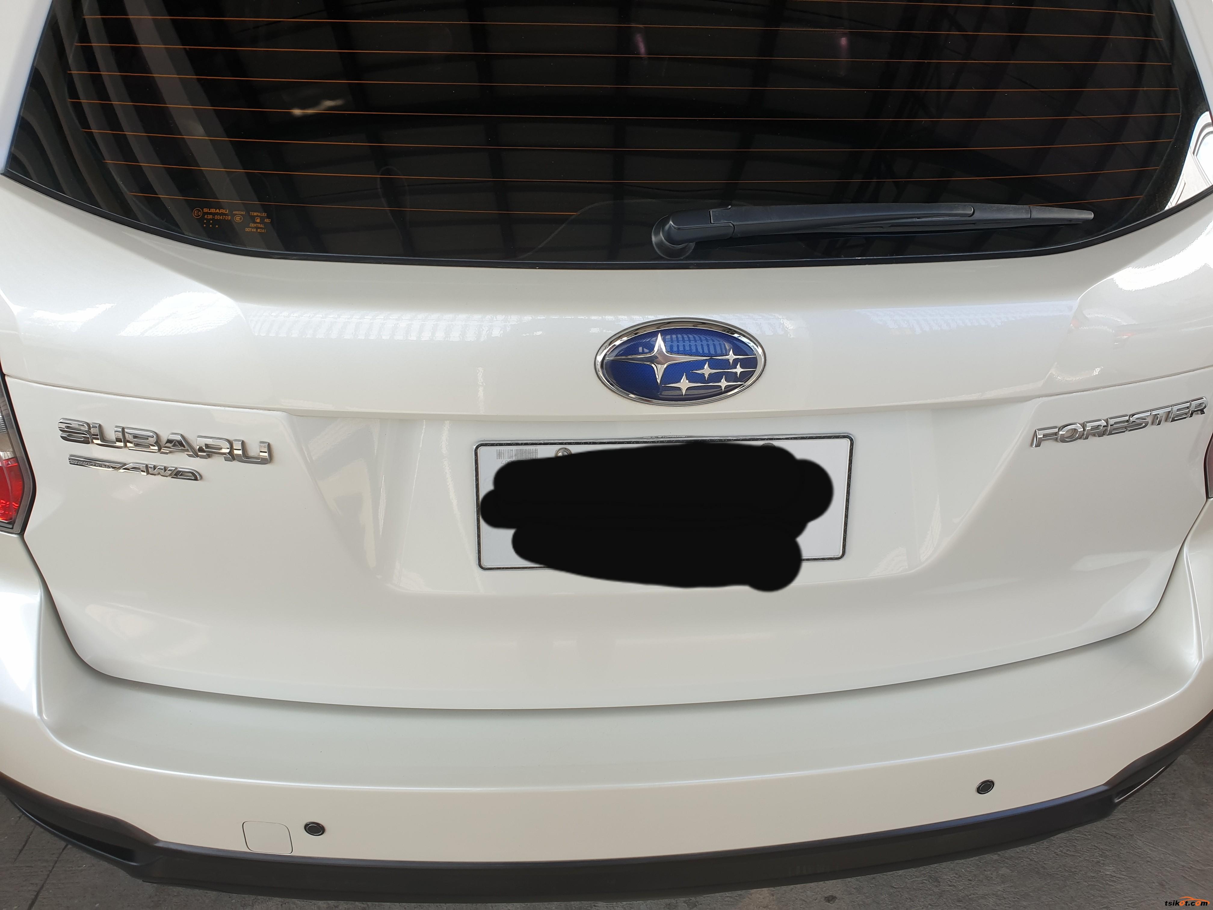 Subaru Forester 2014 - 8