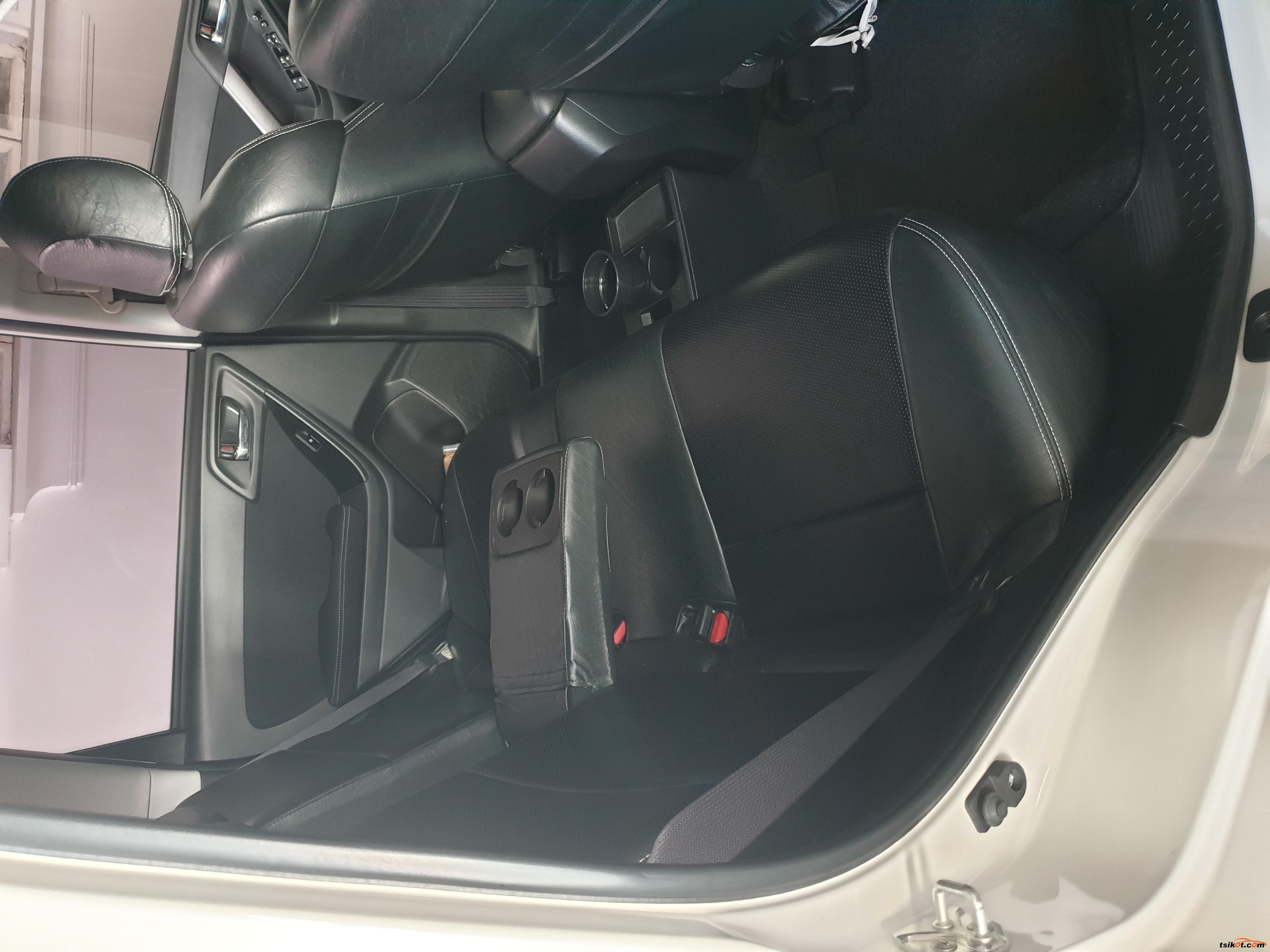 Subaru Forester 2014 - 9