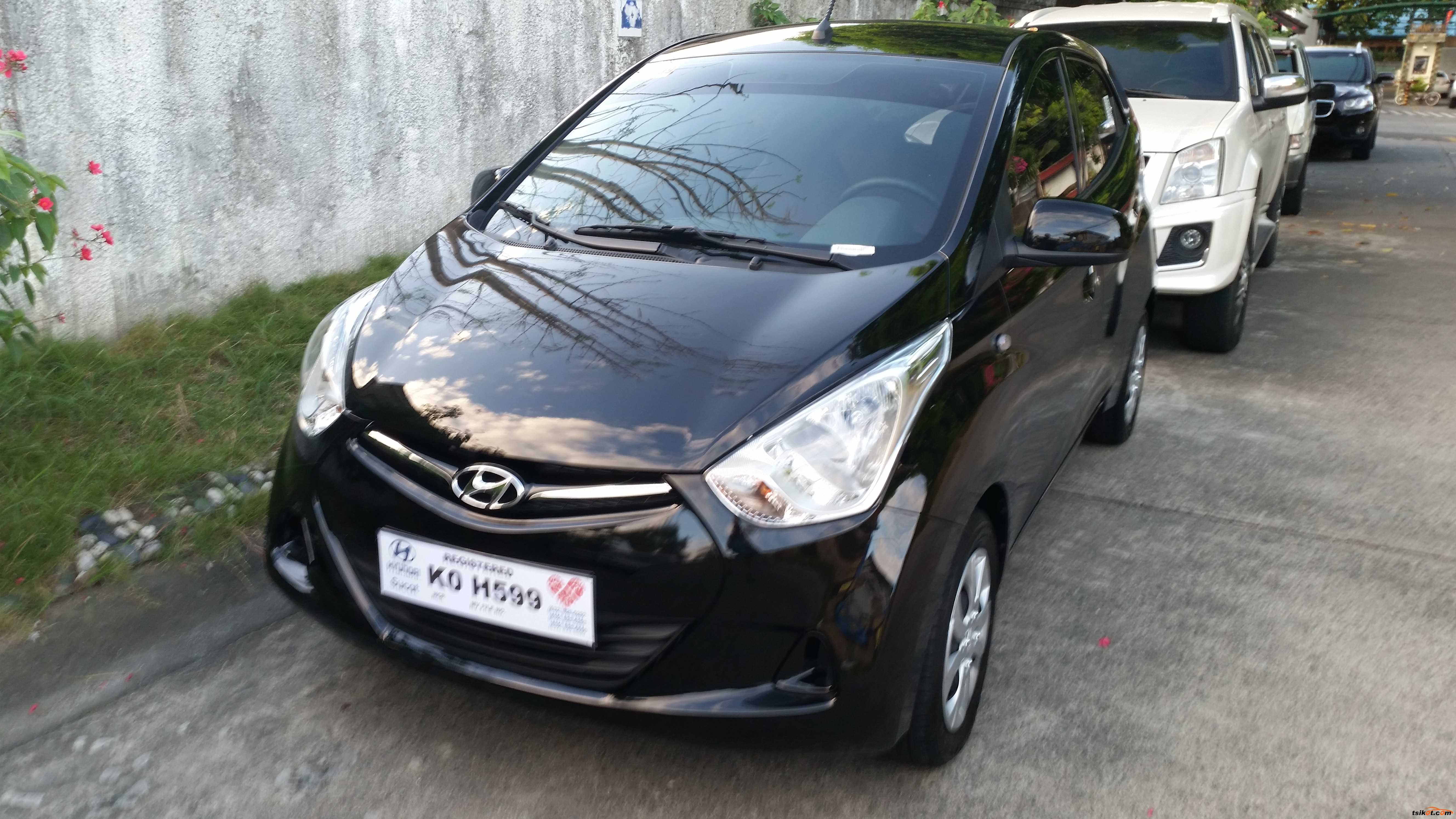 Hyundai Eon 2018 - 2