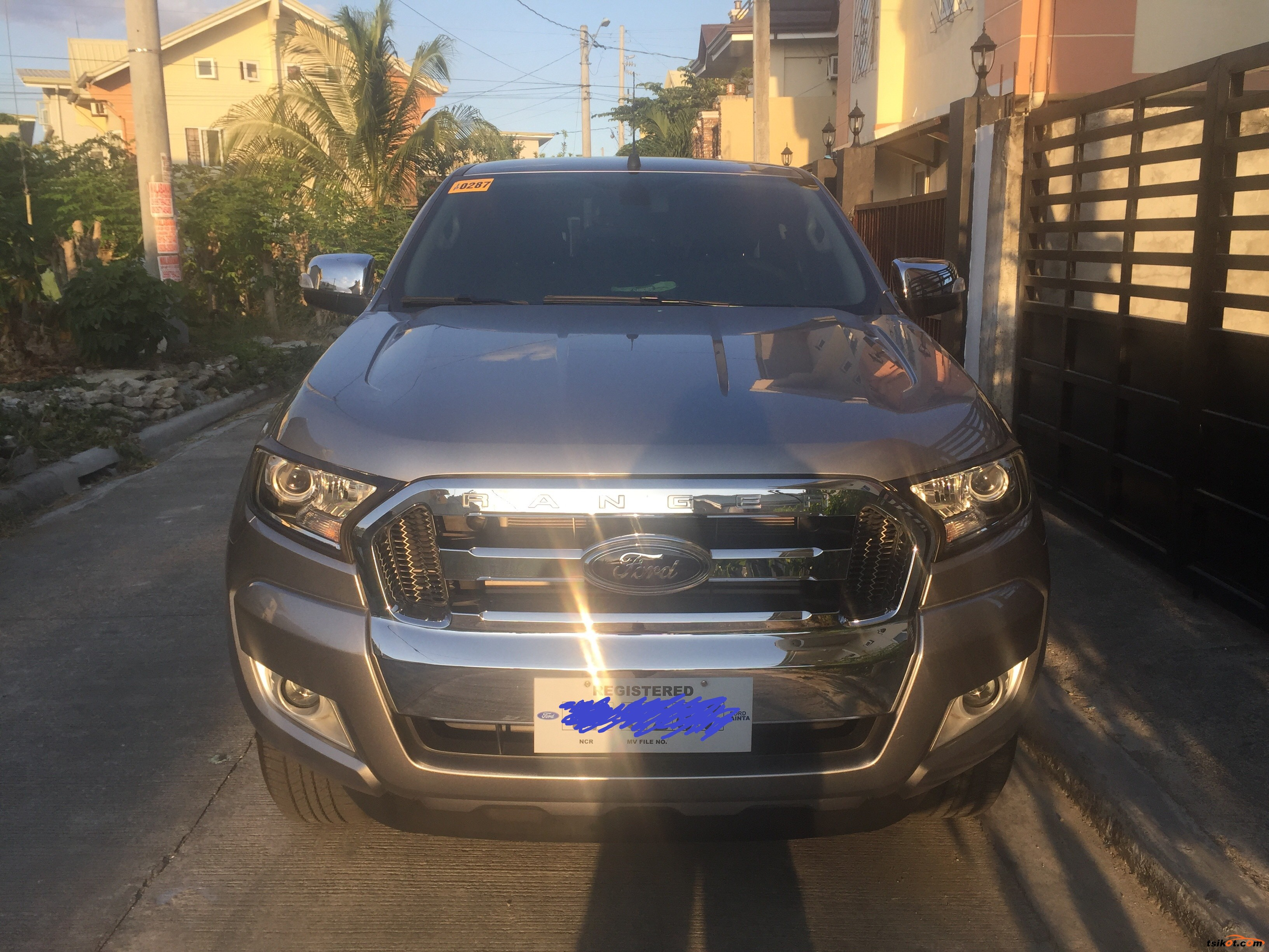Ford Ranger 2017 - 1