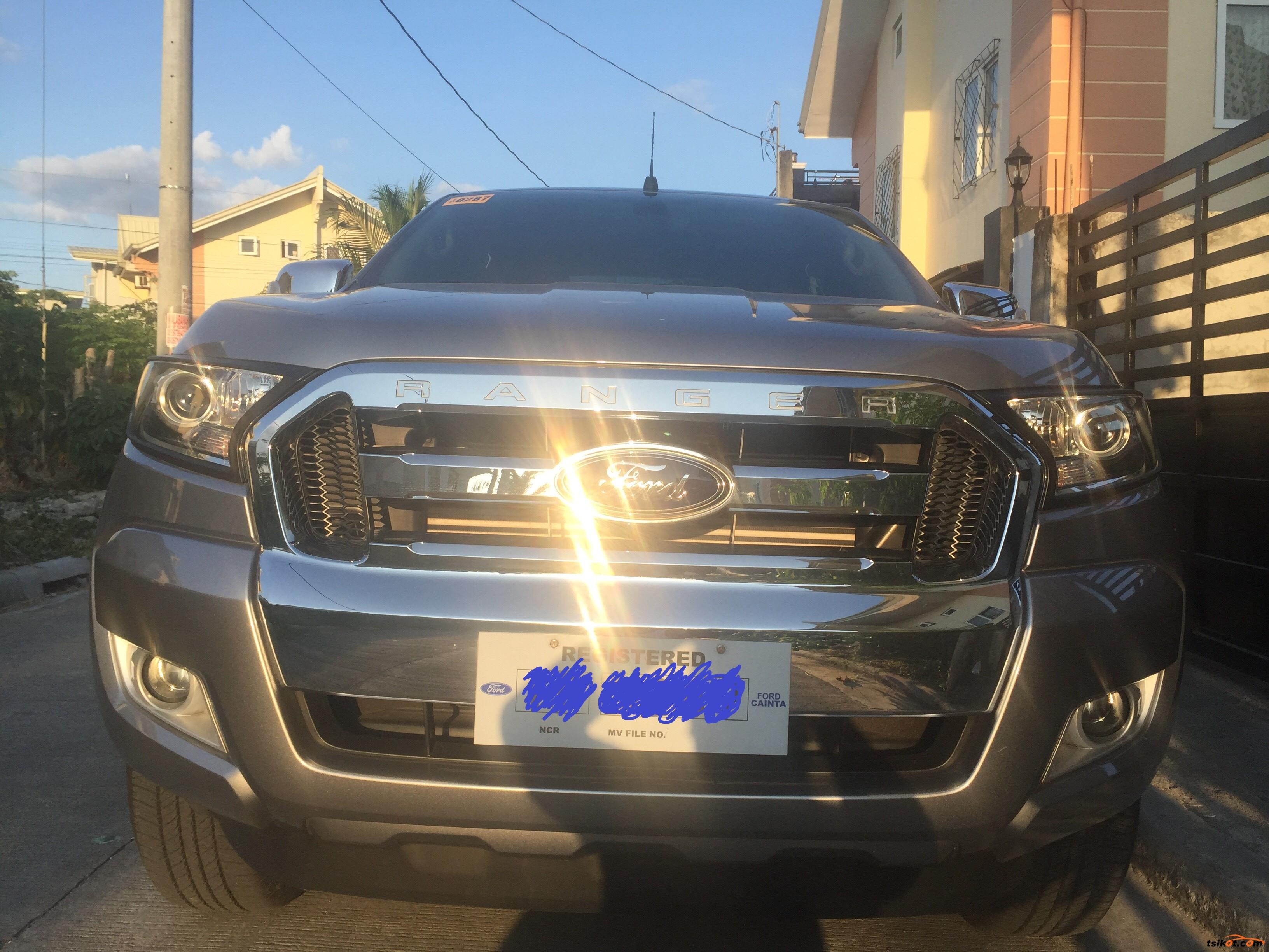 Ford Ranger 2017 - 4