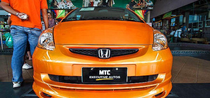 Honda Fit 2004 - 1