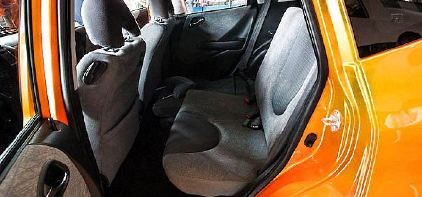 Honda Fit 2004 - 4