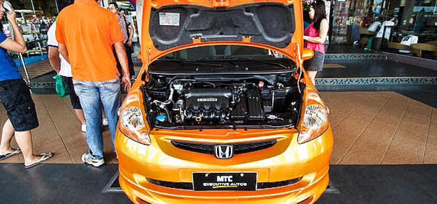 Honda Fit 2004 - 6