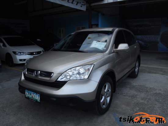 Honda Cr-V 2008 - 4