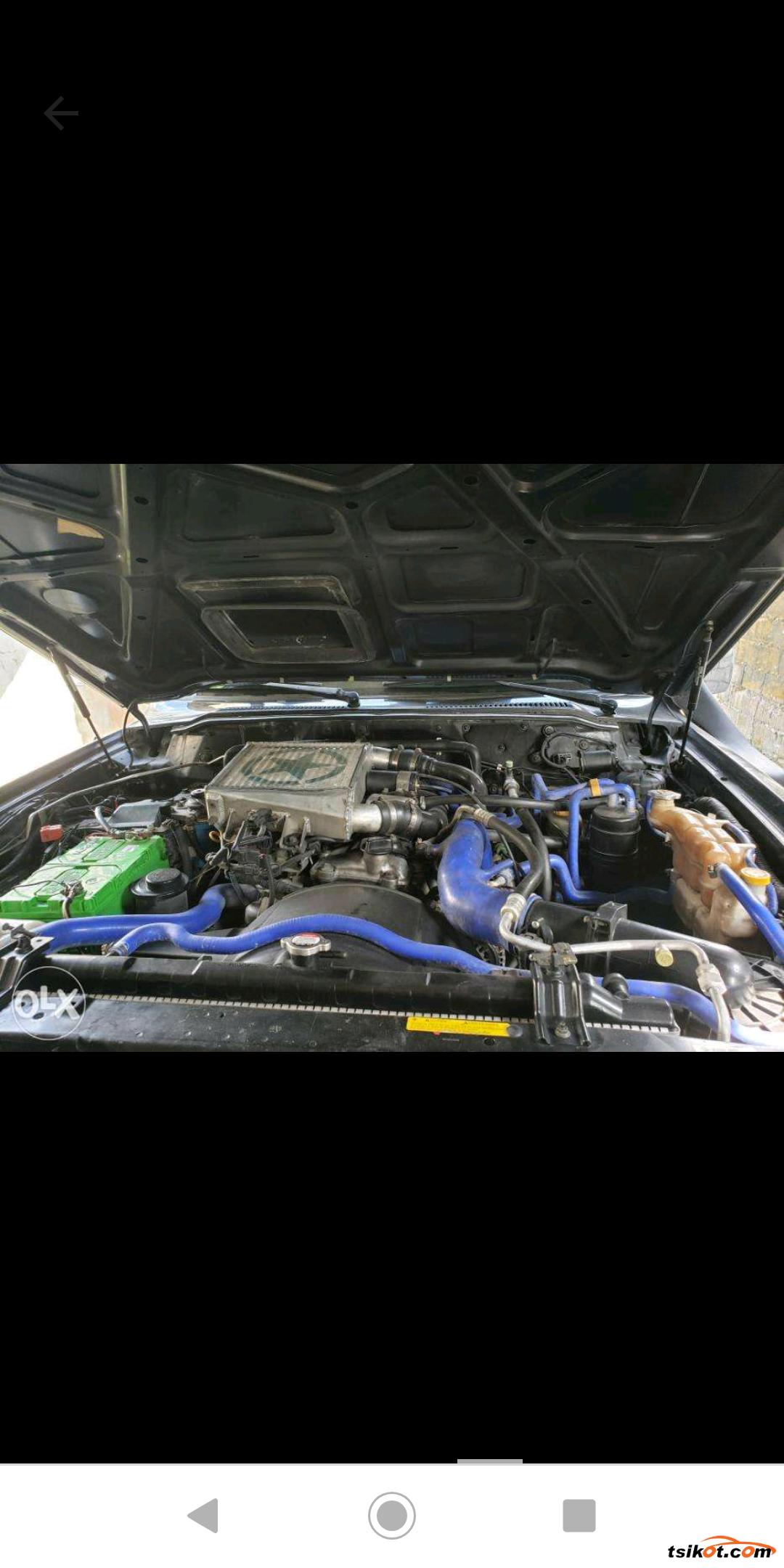 Nissan Patrol 2003 - 4